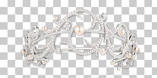 Tiara Jewellery Diamond Ring Pearl PNG