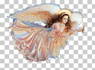 Heaven's Angels Christmas Tree Guardian Angel PNG