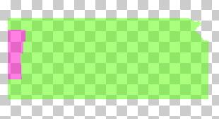 Paper Rectangle Green PNG