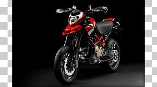 Suspension Ducati Hypermotard Motorcycle Ducati Monster 1100 Evo PNG