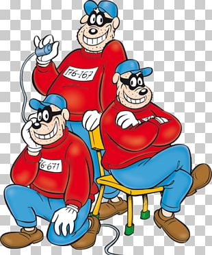 Beagle Boys Scrooge McDuck Donald Duck Mickey Mouse Daisy Duck PNG