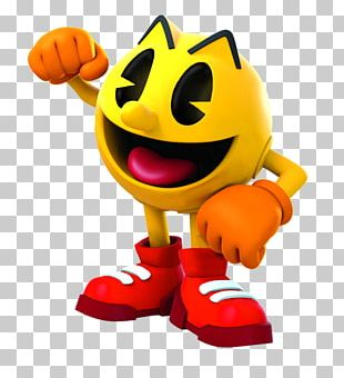 Pac-Man World Super Smash Bros. For Nintendo 3DS And Wii U Pac-Man Party Pac-Man And The Ghostly Adventures PNG