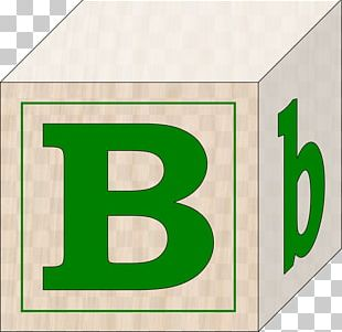 Block Letters Alphabet Toy Block PNG