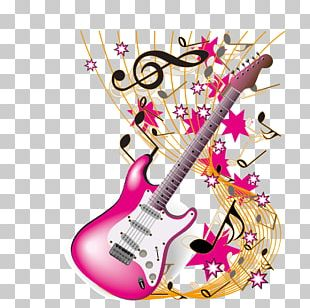 Musical Instrument Musical Note Theme Music PNG