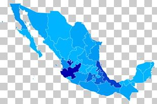 Mexico United States Map PNG