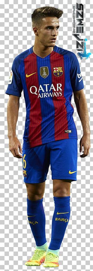 Denis Suárez 2015–16 FC Barcelona Season Jersey Sport PNG