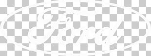 Ford Motor Company White Font PNG