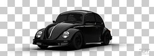 Volkswagen Beetle Car Motor Vehicle Automotive Design PNG