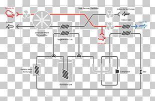 Dehumidifier Heating System Diagram Passive Solar Building Design Heat Pump PNG