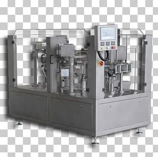 Grain Packaging And Labeling Rice Machine PNG