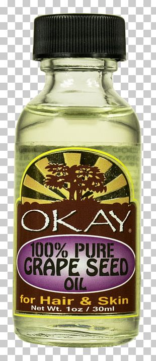 Grape Seed Oil Liquid 100% PURE PNG