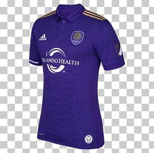 Orlando City SC T-shirt 2018 Major League Soccer Season Jersey PNG