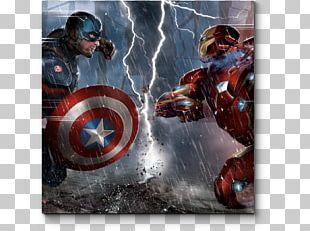 Captain America Iron Man Black Widow Thor Hulk PNG