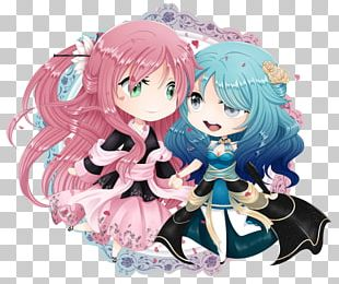Human Hair Color Anime Mangaka Pink M PNG