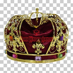 Crown King Royal Family Robe Sceptre PNG