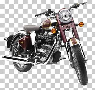Motorcycle Enfield Cycle Co. Ltd Royal Enfield Bullet Royal Enfield Classic 350 Fuel Injection PNG