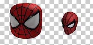 Spider-Man Roblox Mask Headgear Character PNG