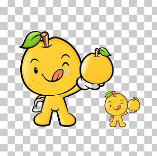 Orange Juice Fruit Cartoon Auglis PNG