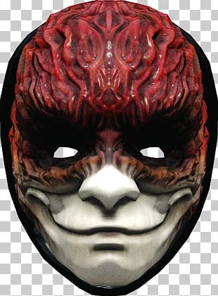 Payday 2 Mask Trickster Payday: The Heist Demon PNG