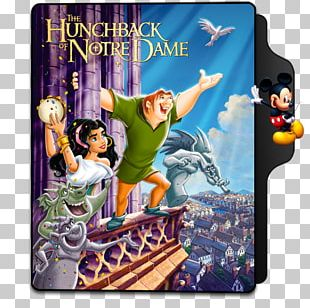Quasimodo The Hunchback Of Notre-Dame Notre-Dame De Paris Film The Walt Disney Company PNG