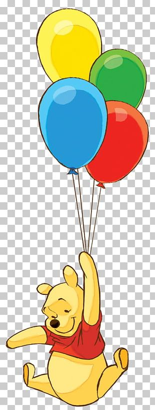 Winnie-the-Pooh Piglet Eeyore Winnipeg Balloon PNG