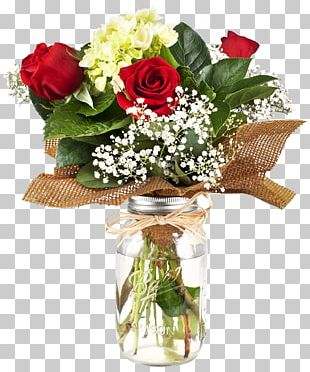 Cut Flowers Flower Bouquet Vase Floristry PNG
