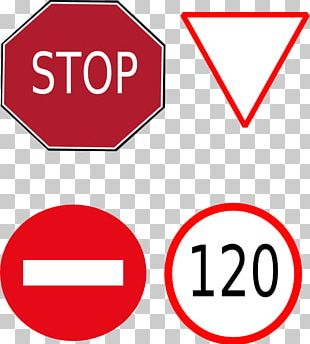 Traffic Sign Stock Photography PNG