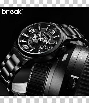 Watch Quartz Clock Chronograph Strap PNG
