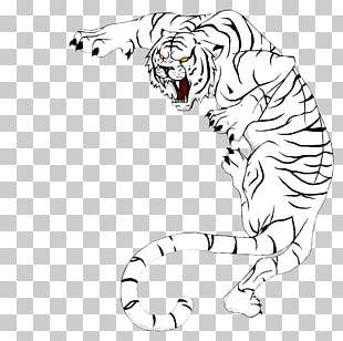 Tiger Yin And Yang Tattoo Kenzo PNG