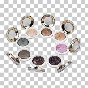 Eye Shadow Cosmetics Color Powder PNG
