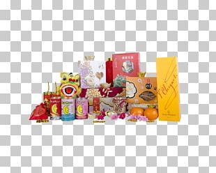 Hamper Food Gift Baskets Tea Wine PNG