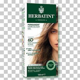 Human Hair Color Herbatint PNG