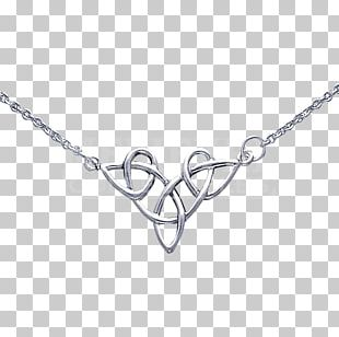 Necklace Charms & Pendants Body Jewellery Chain Silver PNG