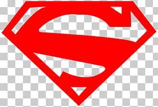 Superman Logo Clark Kent Superman Red/Superman Blue PNG