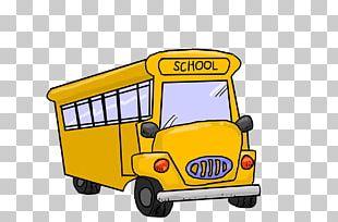 School Bus Yellow Jewish Day School PNG