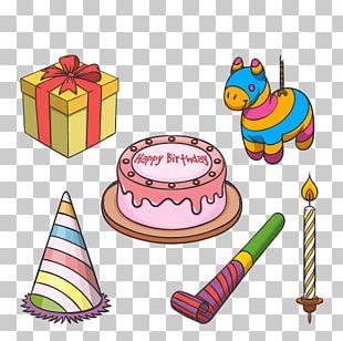 Birthday Gift PNG