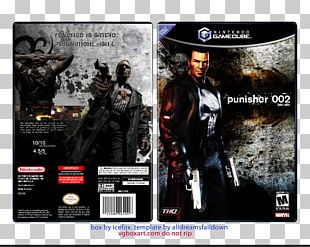 Punisher PC Game Electronics Personal Computer Video Game PNG