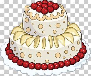 Birthday Cake Wedding Cake Bakery Fruitcake Cartoon Cakes PNG