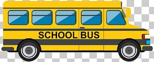 School Bus Student Education PNG