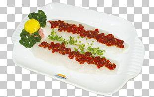 Fish Dish Menu Computer File PNG
