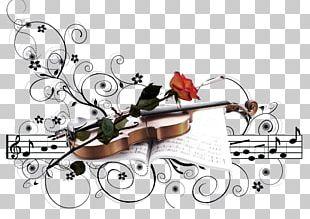 Musical Note Music Box Sheet Music PNG