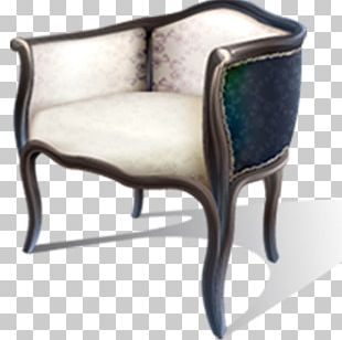 Chair Table Couch Living Room PNG