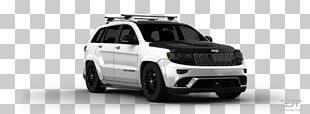 2014 Jeep Grand Cherokee Tire Sport Utility Vehicle Car PNG