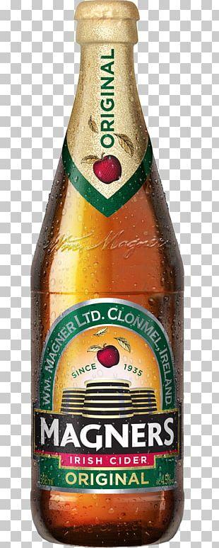 Cider Beer Magners Bulmers Bottle PNG