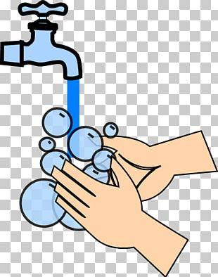 Hand Washing Hand Sanitizer PNG