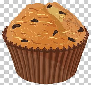 Muffin Cupcake Blueberry Pie Bakery Frosting & Icing PNG