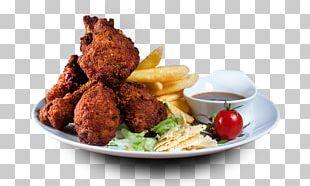 Buffalo Wing Fried Chicken Fast Food Frikadeller Falafel PNG