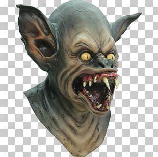 Mask Dracula Horror Bat Costume PNG