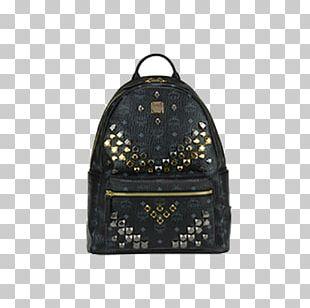 Backpack MCM Worldwide Handbag Leather PNG
