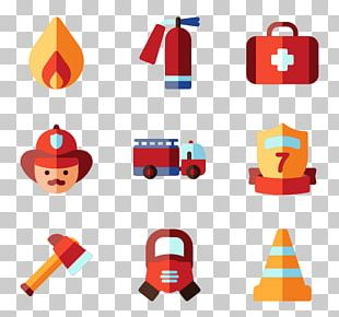 Computer Icons Firefighter Fire Department PNG